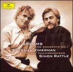 Brahms: Piano Concerto No. 1 - Krystian Zimerman (piano); Berlin Philharmonic Orchestra; Simon Rattle (conductor)