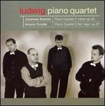Brahms: Piano Quartet C minor, Op. 60; Dvorák: Piano Quartet E flat major, Op. 87