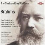 Brahms: Piano Trio No. 1, Op. 8; Piano Trio No. 2, Op. 87; Piano Trio No. 3, Op. 101; Concerto for Violin & Cello, Op