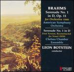 Brahms: Serenade No. 1