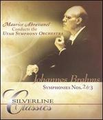 Brahms: Symphonies Nos. 2 & 3 [DVD Audio]
