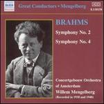 Brahms: Symphonies Nos. 2 & 4