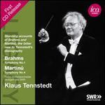 Brahms: Symphony No. 1; Martinu: Symphony No. 4