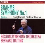 Brahms: Symphony No. 1; N�nie