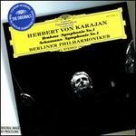 Brahms: Symphony No. 1; Schumann: Symphony No. 1