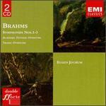 Brahms: Symphony Nos.1-3; Academic Festival Overture; Tragic Overture