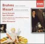 Brahms: Violin Concerto; Mozart: Sinfonia