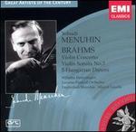 Brahms: Violin Concerto; Violin Sonata No. 3; 5 Hungarian Dances
