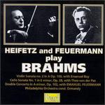 Brahms: Violin Sonata; Cello Sonata; Double Concerto