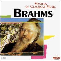 Brahms - Geoffrey Parsons (piano); Hermann Prey (baritone); Pamela Coburn (soprano)