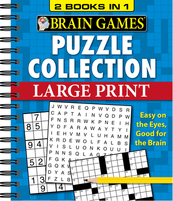 Brain Games - 2 Books in 1 - Puzzle Collection - Publications International Ltd, and Brain Games