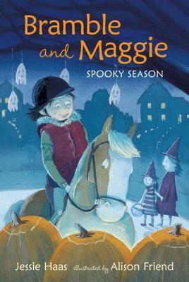 Bramble and Maggie Spooky Season - Haas, Jessie