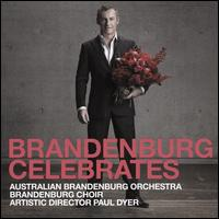 Brandenburg Celebrates - Jamie Hey (baroque cello); Jane Sheldon (soprano); Melissa Farrow (baroque flute); Paul Dyer (harpsichord);...