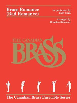 Brass Romance: Brass Quintet - Gaga, Lady (Composer)