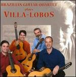 Brazilian Guitar Quartet Plays Villa-lobos
