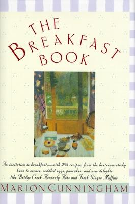 Breakfast Book - Cunningham, Marion