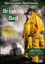 Breaking Bad: The Complete Third Season [4 Discs] -
