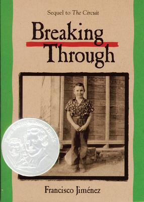 Breaking Through - Jimenez, Francisco