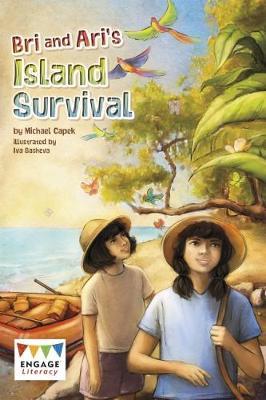Bri and Ari's Island Survival - Capek, Michael