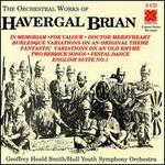 Brian: Orchestral Works