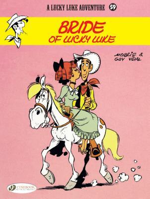 Bride of Lucky Luke - Vidal, Guy, and Morris