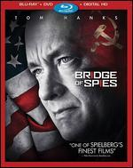 Bridge of Spies [Includes Digital Copy] [Blu-ray/DVD]