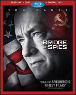 Bridge of Spies [Includes Digital Copy] [Blu-ray/DVD]