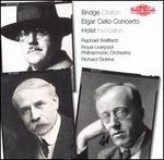 Bridge: Oration; Elgar: Cello Concerto; Holst: Invocation