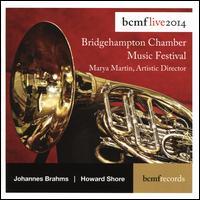 Bridgehampton Chamber Music Festival - Ani Kavafian (violin); Bridget Kibbey (harp); Clive Greensmith (cello); Donald Palma (double bass); Ettore Causa (viola);...