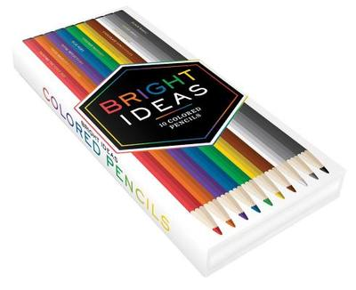 Bright Ideas Colored Pencils - Chronicle Books