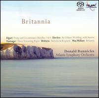 Britannia - Scott Long (bagpipes); Atlanta Symphony Orchestra; Donald Runnicles (conductor)