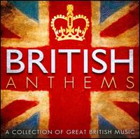 British Anthems - Andrew Lamb (organ); Charlotte Church (soprano); Christopher Allsop (organ);...