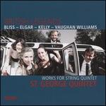 British Legends: Bliss, Elgar, Kelly, Vaughan Williams