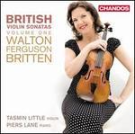 British Violin Sonatas, Vol. 1: Walton, Ferguson, Britten