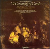 Britten: A Ceremony of Carols - Francis Shepherd (treble); Gordon Jones (bass); James O'Donnell (organ); Jeremy Unwin (treble); Robert Holmes (treble);...
