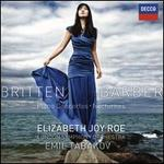 Britten, Barber: Piano Concertos; Nocturnes