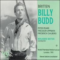 Britten: Billy Budd - Alan Hobson (vocals); Anthony Marlowe (vocals); Brian Etheridge (vocals); Bryan Drake (vocals); Colin Waller (vocals);...