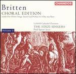 Britten: Choral Edition, Volume 3