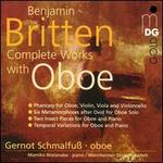 Britten: Complete Works with Oboe