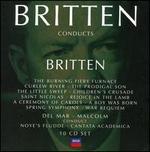 Britten Conducts Britten [10 CDs] - Adrian Thompson (vocals); April Cantelo (vocals); Barnaby Jago (vocals); Benjamin Britten (talking); Benjamin Britten (piano); Brian Elton (percussion); Bruce Webb (vocals); Bryan Drake (vocals); Carl Duggan (vocals); Caroline Clack (vocals)