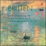 Britten: Les Illuminations; Simple Symphony; Frank Bridge Variations