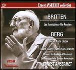 Britten: Les Illuminations; War Requiem; Berg: Sieben frühe Lieder