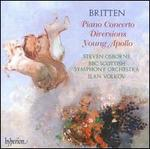 Britten: Piano Concerto; Diversions; Young Apollo