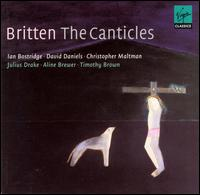 Britten: The Canticles - Aline Brewer (harp); Christopher Maltman (baritone); David Daniel (counter tenor); David Daniels (counter tenor);...