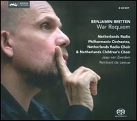 Britten: War Requiem - Anthony Dean Griffey (tenor); Evelina Dobraceva (soprano); Mark Stone (baritone); Netherlands Children's Choir;...