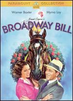 Broadway Bill - Frank Capra