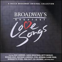 Broadway's Greatest Love Songs - Various Artists