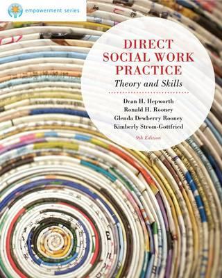 Brooks Cole Empowerment Series: Direct Social Work Practice - Rooney, Glenda Dewberry, and Strom-Gottfried, Kim, and Larsen, Jo Ann