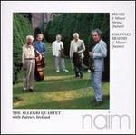 Bruch: A minor String Quintet; Brahms: G major Quintet