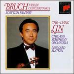 Bruch: Concerto No. 1; Scottish Fantasy